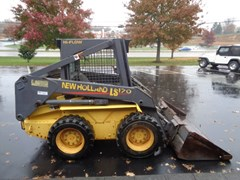 Skid Steer For Sale 2001 New Holland LS170 , 52 HP