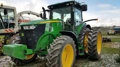 Tractor - Row Crop For Sale 2015 John Deere 7250R , 250 HP