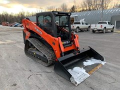 Skid Steer-Track For Sale:  2017 Kubota SVL95-2SHC
