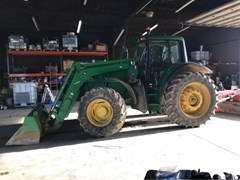 Tractor For Sale 2015 John Deere 6150M , 125 HP