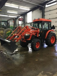 Tractor For Sale 2014 Kioti DK55 , 45 HP