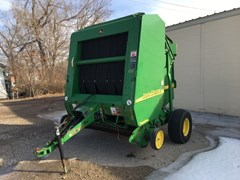 Baler-Round For Sale 2003 John Deere 567