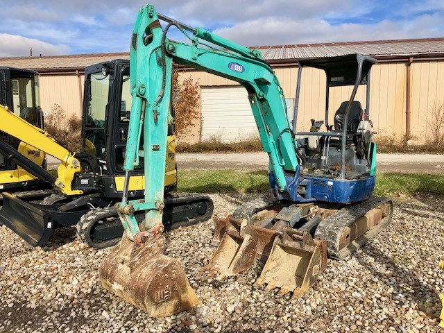 2009 IHI 35NX2 Excavator-Mini For Sale