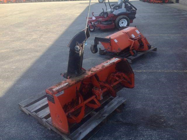 Kubota BX2750 Snow Blower For Sale
