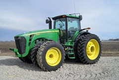 Tractor For Sale 2007 John Deere 8430 , 330 HP