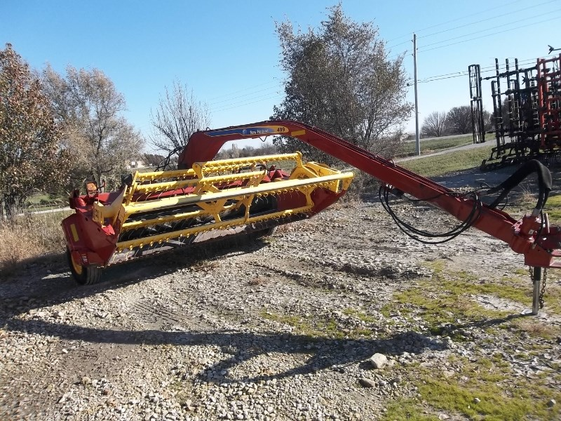 2012 New Holland 499-12 Windrower-Pull Type For Sale