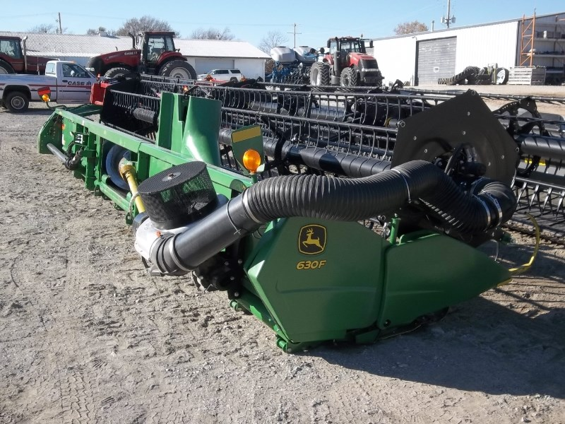 2013 John Deere 630F Hydraflex 30' Header-Auger/Flex For Sale
