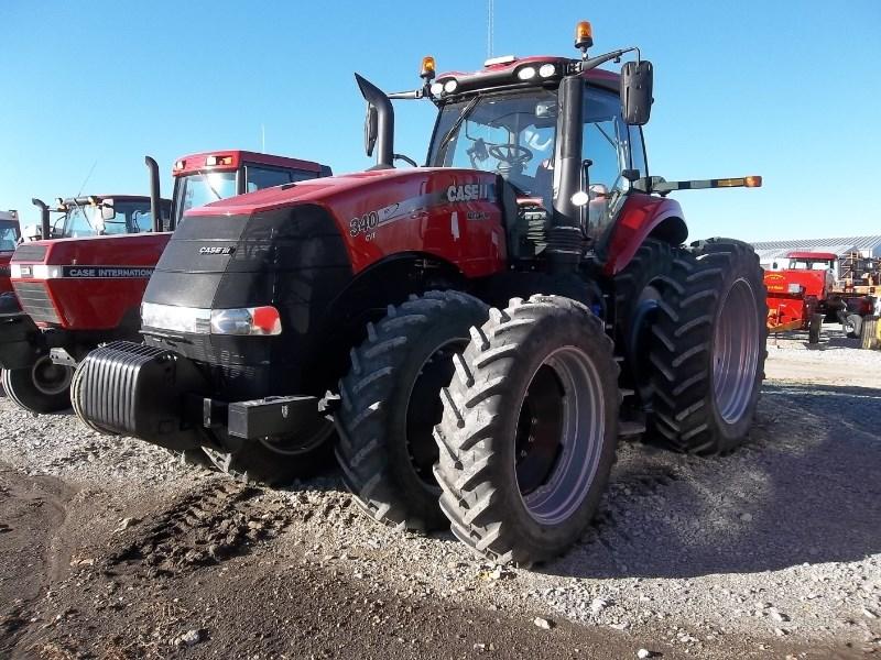 2015 Case IH Magnum 340 CVT Tractor For Sale