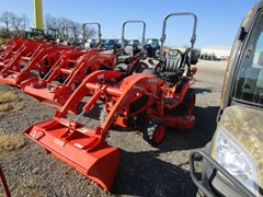 Tractor For Sale 2015 Kubota BX2670R , 25 HP