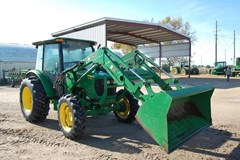 Tractor For Sale 2013 John Deere 5075E , 75 HP