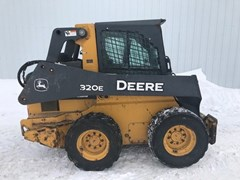 Skid Steer For Sale 2015 John Deere 320E