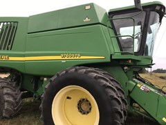 Combine For Sale 2003 John Deere 9760 STS