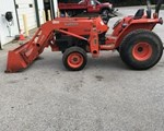 Tractor For Sale: 2007 Kubota L3400, 34 HP