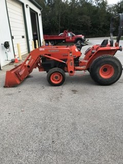 Tractor For Sale:  2007 Kubota L3400 , 34 HP
