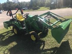 Tractor For Sale 2017 John Deere 1023E , 23 HP