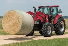 Tractor For Sale 2019 Case IH FARMALL 120C PS:-Cab , 117 HP