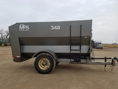 Feeder Wagon-Power For Sale 2009 Meyerink Farm Service MFS340