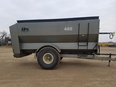 Feeder Wagon-Power For Sale 2011 Meyerink Farm Service MFS480