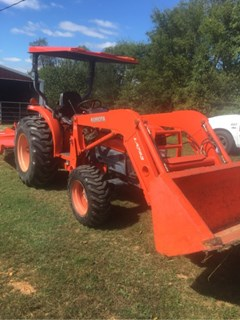 Tractor For Sale 2004 Kubota L3130 , 28 HP