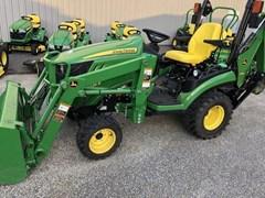 Tractor For Sale 2016 John Deere 1025R