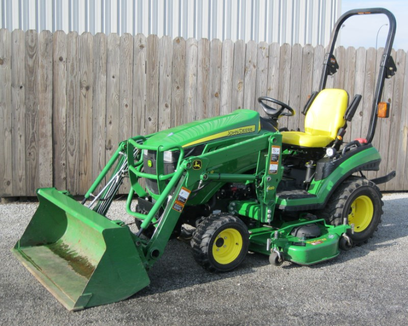2012 John Deere 1026R Tractor - Compact For Sale