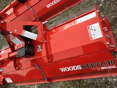 Tillage For Sale 2018 Woods RTR72.40