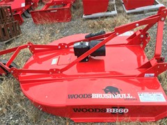 Rotary Cutter For Sale 2018 Woods BB60X