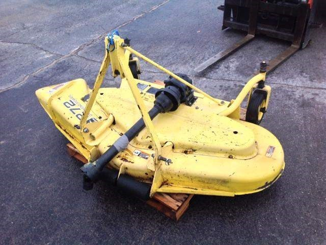 John Deere 272 Finishing Mower For Sale