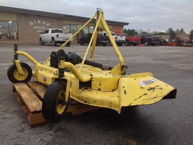 Photos of John Deere 272 Finishing Mower For Sale » Alanson