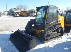 Skid Steer For Sale:  2018 JCB 3TS-8T