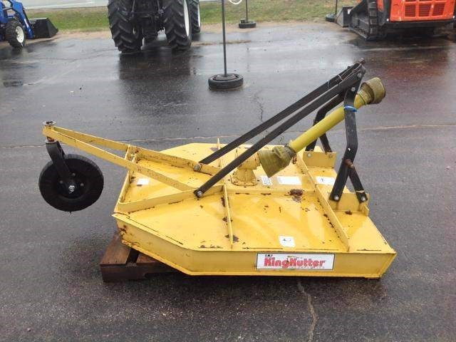 King Kutter 60 Rotary Cutter For Sale