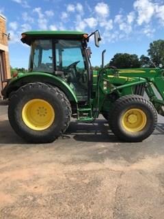 Tractor For Sale 2009 John Deere 5065M , 65 HP