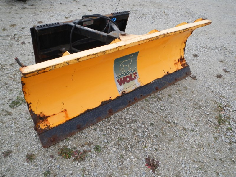 2013 Snow Wolf Ultra-JLM-72 Attachment For Sale