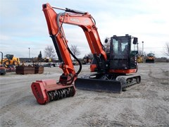 Excavator-Track For Sale 2018 Kubota KX080