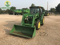 Tractor For Sale 2014 John Deere 5065E
