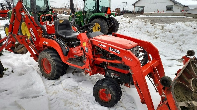 2003 Kubota BX22LB Tractor For Sale