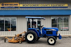 Tractor For Sale:  2005 New Holland TC30 , 30 HP
