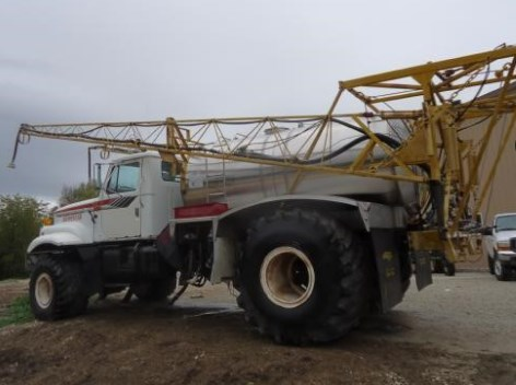 1991 Dempster  Floater/High Clearance Spreader For Sale