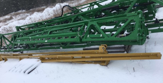 John Deere 4038 Sprayer Booms For Sale