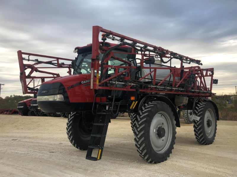 2015 Case IH 3340 PATRIOT Sprayer-Self Propelled For Sale