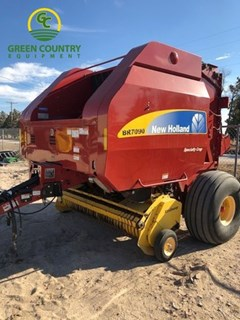 Baler-Round For Sale 2013 New Holland BR7090 Specialty Crop
