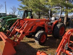 Tractor For Sale 2014 Kubota MX4800 and loader