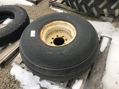 Wheels and Tires For Sale J & M 16.5-16.1