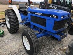 Tractor For Sale 2000 New Holland 2120
