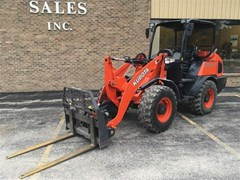 Wheel Loader For Sale:  2016 Kubota R530R41