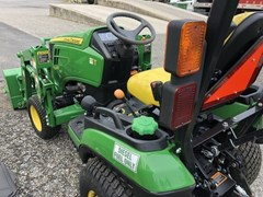 Tractor - Compact Utility For Sale 2015 John Deere 1025R