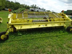 Forage Head-Windrow Pickup For Sale 2007 John Deere 640B
