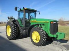 Tractor For Sale 2000 John Deere 8210 , 185 HP