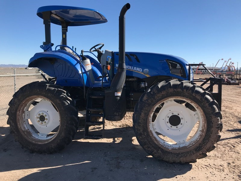 2018 New Holland TS6.120 HC Tractor