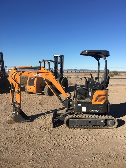 2019 Case CX17C Excavator-Track